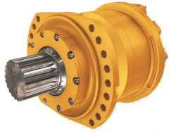 MS35 low speed high torque poclain hydraulic motor